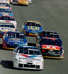 NASCAR to Race Sunday Night