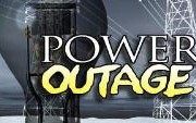 Rt. 38 Accident Leads To Power Outage