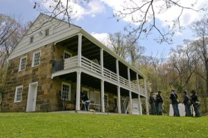 Old Stone House Open House