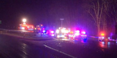 Double Fatal Crash Closes Portion Of I-79 South Early Friday