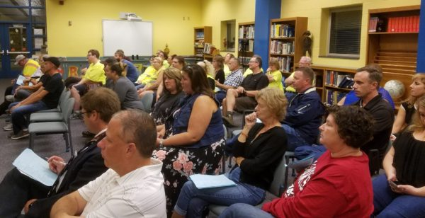 S. Butler Board Decides To Stick With Roenigk