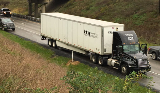 Pedestrian Struck and Killed By Tractor Trailer