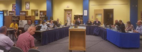 S. Butler School Board Passes Budget With No Tax Hike