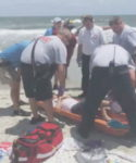 Local Couple Says Grandson Was Bitten By Shark