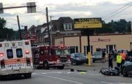 Woman Injured In Butler City Motorcycle Crash