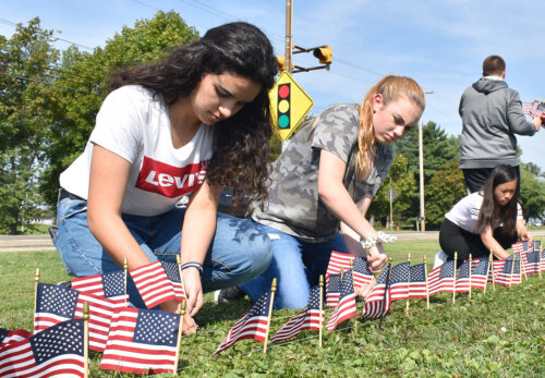 Local School Districts Honor 9/11