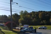 One Injury In Route 8 Accident