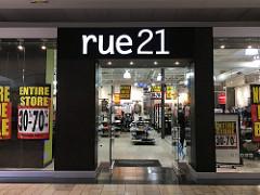 Rue21 Works Toward Rebuilding