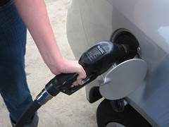Gas Prices Hold Steady In Butler