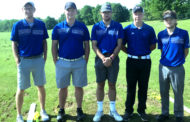 BC3 places 7th in national golf championships; Pioneers' Morgan 1 stroke short of All-American