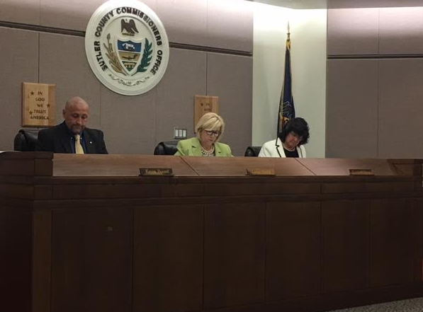 Commissioners Praise Prison Staff, 911 Personnel For Response To