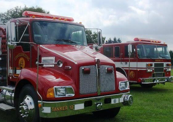 Connoquenessing, Evans City Fire Companies Consider Merger  ♫