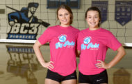 Dig Pink Game Highlights Breast Cancer Awareness At BC3