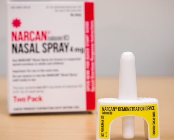 Anti-Overdose Drug Handed Out For Free Across State