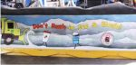 Butler Vo-Tech Wins Honor In 'Paint The Plow' Contest