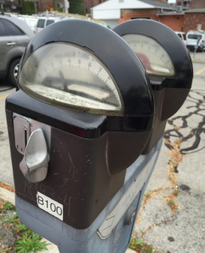 City Council Votes Against Selling Parking Assets
