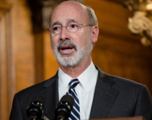 Governor Wolf Speaks About Fair Election Changes