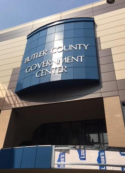 Butler County Receives Bid To Build Out Gov. Center Annex