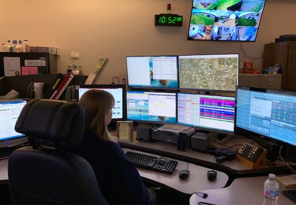 Local Dispatchers Celebrated During 911 Education Month