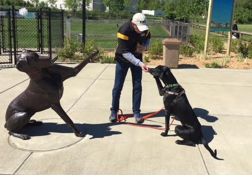 Butler County's Dog Park Is Officially Open