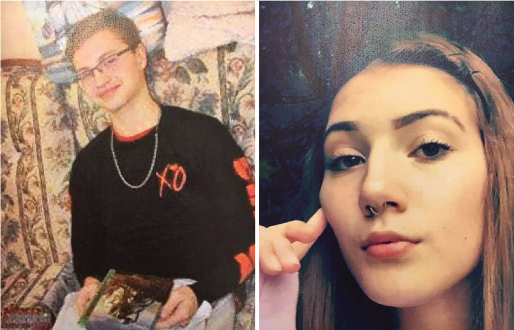 Police Search For Mercer County Teen Runaways