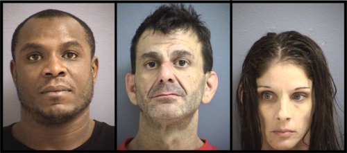 Search Of Downtown Butler Apartment Leads To Arrests