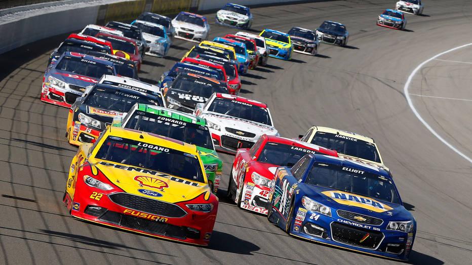 NASCAR Playoffs Continue on Sunday