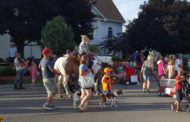 The Saxonburg Carnival Continues