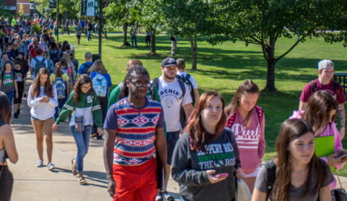 SRU To Receive State Funding To Prevent Sexual Assault On Campus