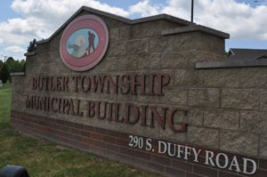 Butler Twp. Begins Summer Paving